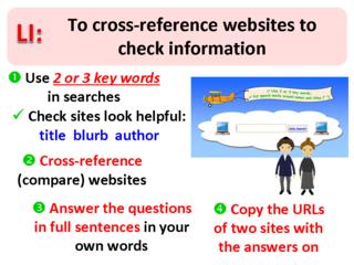 LI  for cross-referencing