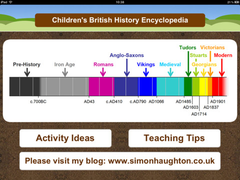 Simon haughtons website app4 ibookread