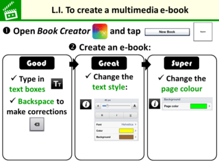 LI for Book Creator 1