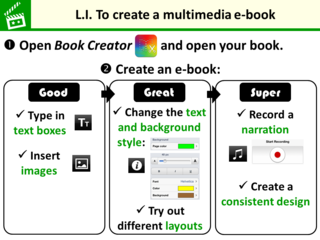 LI for Book Creator 2