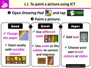 LI for Drawing Pad