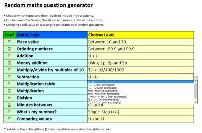 Questiongenerator
